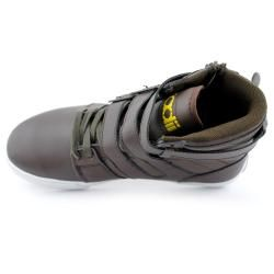 Radii Mens Straight Jacket VLC Leather Casual Shoes (Size 7