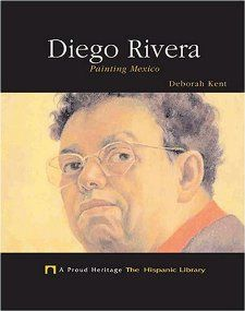 Diego Rivera Painting Mexico (A Proud Heritage the