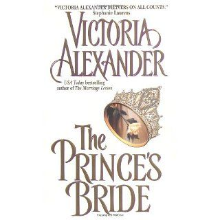 The Princes Bride (9780380818211) Victoria Alexander