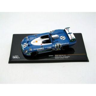 Marque MATRA   Type MS 670 B   Winner Le Mans 1973   Ref LB 75681