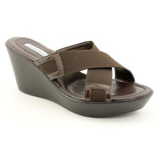 Charles David Womens Ala Basic Textile Sandals