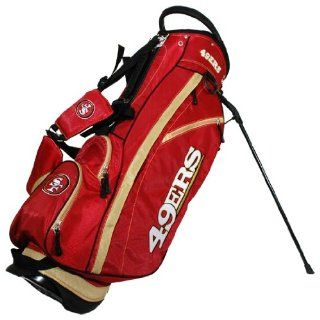 NFL San Fransisco 49ers Stand Golf Bag