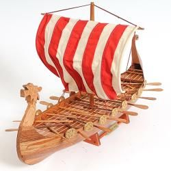 Old Modern Handicrafts Drakkar Viking Model