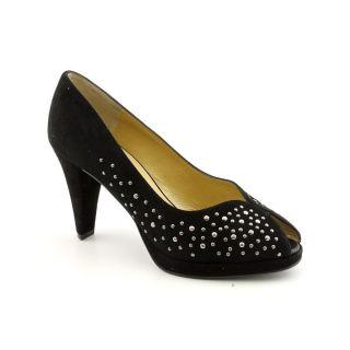 Peter Kaiser Womens Elfi Regular Suede Dress Shoes (Size 6.5