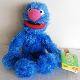 Sesame Street Grover 40 Years Anniversary Celebration