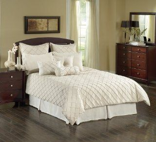 Chelsea Frank Oasis Linen Queen 9 Piece Comforter Set