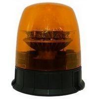 Gyrophare LED flash à poser   Embase  diam. 142 mm   Hauteur  155
