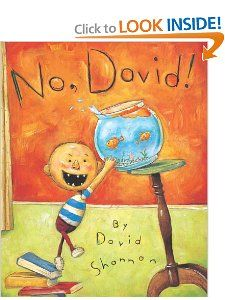 No, David!: David Shannon: 9780590930024: Books