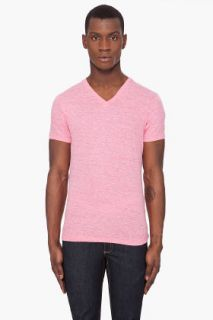 Iro Pink Mato T shirt for men