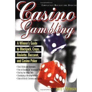 Casino Gambling  A Winners Guide to Blackjack, Craps, Roulette
