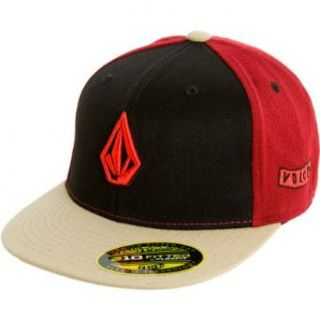Volcom   2Stone 210 Fitted Hat Flex Fit Hat, Size EA