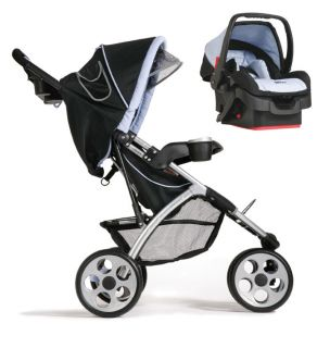 Safety 1st Acella Sport Child Travel System