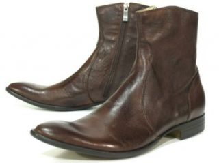 Kenneth Cole New York Mens Top Notch Boot,Brown,8 M Shoes
