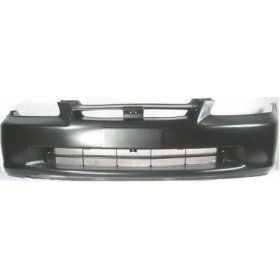 Front Bumper Cover 1998 2000 Honda Accord Coupe