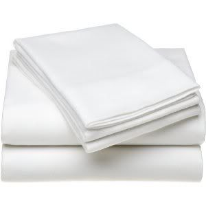 Clara Clark 100% Egyptian Cotton Flannel King Size Sheet