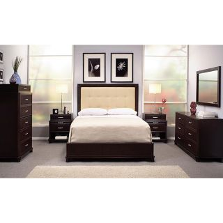 Manhattan 5 piece Queen sized Bedroom Set