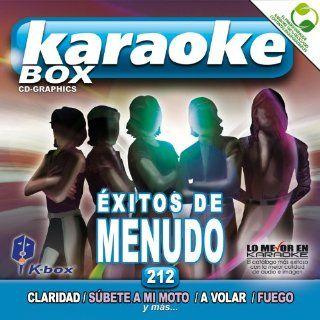 KBO 212 Exitos De Menudo(Karaoke) Menudo Music
