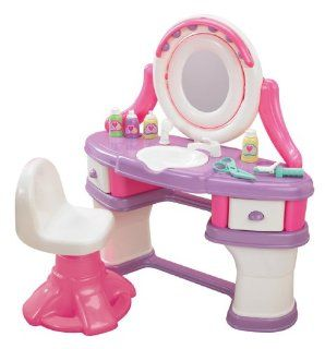 American Plastic Toy Beauty Salon Toys & Games