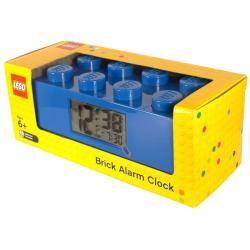 LEGO Blue Brick Clock