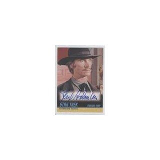 Rex Holman (Trading Card) 2009 Star Trek The Original