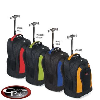 rolling lightweight laptop backpack msrp $ 130 00 today $ 39 99 off