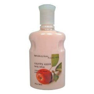 Bath & Body Works Country Apple Pleasures Collection Body