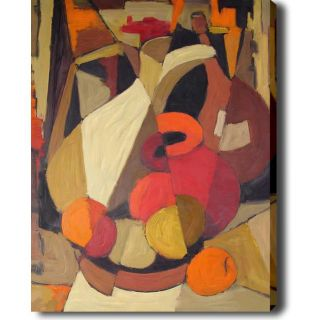 Abstract Still Life Giclee Canvas Art