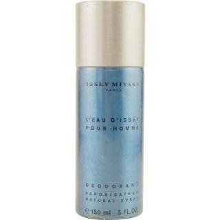 Issey Miyake Leau Dissey Mens 5 ounce deodorant Spray