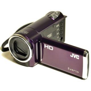 JVC GZHM30VUS 1080P Flash Memory Camcorder (Refurbished)