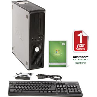 Dell OptiPlex 745 2.4GHz 500GB Desktop Computer (Refurbished) Today: $