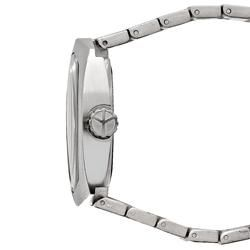 Lucky Brand Mens Stainless Steel Band Watch