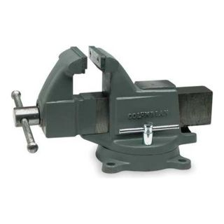 Columbian 604M3 Bench Vise, Machinists, 4 In