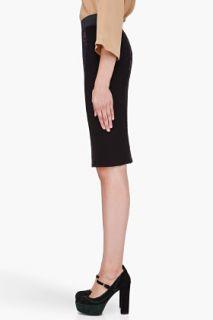 By Malene Birger Black Manlio Lace Skirt for women