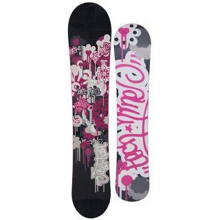 Technine Dime Series Womens Black 144 cm Snowboard