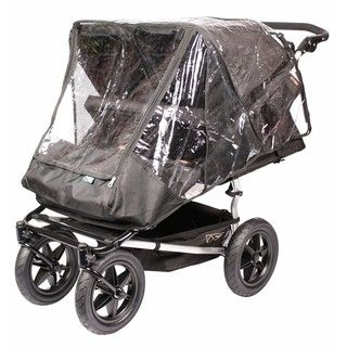 Mountain Buggy Duo Stroller Storm Cover
