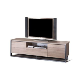 Meuble TV NEWCASTEL   Achat / Vente MEUBLE TV   HI FI Meuble TV