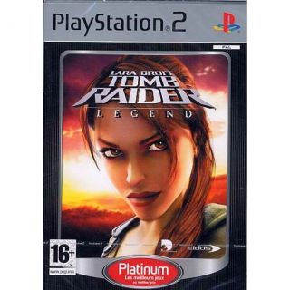 LARA CROFT TOMB RAIDER LEGEND / JEU CONSOLE PS2 PL   Achat / Vente
