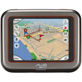 Mio C230 Portable Car GPS Navigation System