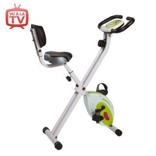 DAVID DOUILLET Vélo de Fitness pliant VX01   Achat / Vente VELO D