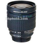 Penax FA 28 200 AL[IF] Lens Camera & Phoo