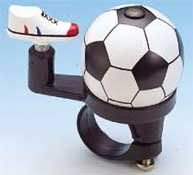 Soccer Ball Bell Sports Bicycle Bike