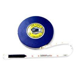 100 Closed Surveyors Measuring Tape