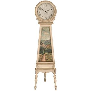 Ridgeway Christian Easel Floor Clock