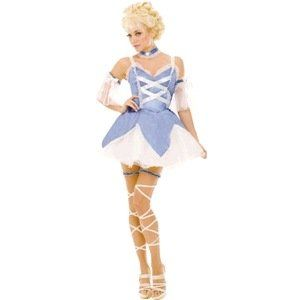 Paper Magic Womens Darling Wendy Costume Clothing