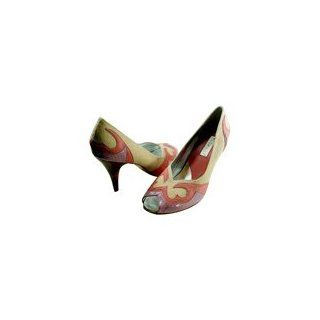 C Label Modelo 3 Natural High Heels Shoes: Everything Else