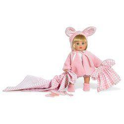 Madame Alexander My Little Girl Bunny Hop Blanket Set