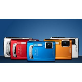 Olympus Tough TG 310 14MP Digital Camera (Refurbished)