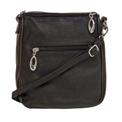 Donna Bella Designs Alida Faux Leather Cross body Bag