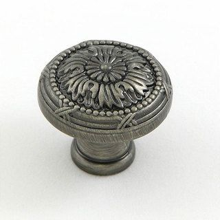 Stone Mill Florence Weathered Nickel Cabinet Knobs (Pack of 5