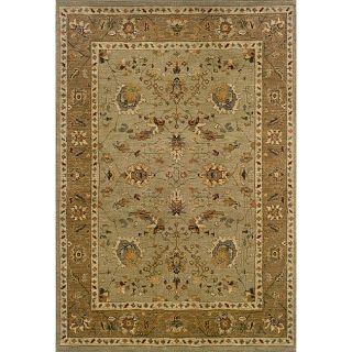 Berkley Green/Tan Traditional Area Rug (310 x 55)